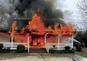 ST. MATTHEWS – Nine people have been displaced after fire destroyed their residential care facility on Tuesday afternoon, St. Matthews Fire Chief Jeff Price said. ...