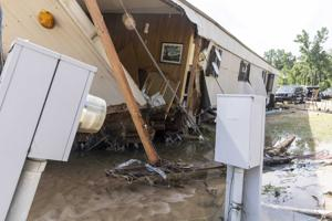 While Tropical Depression Claudette caused extensive damage elsewhere, it brought mostly rain to The T&D Region. ...