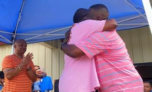 Orangeburg County Sheriff's Office Deputy Dexter Ladson, a former amateur boxing champion, was in the fight for his life last year. ...