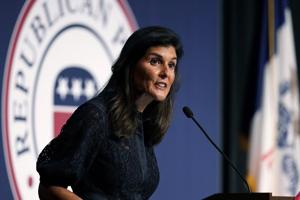 WEST DES MOINES, Iowa — In the past week alone, Nikki Haley regaled activists in Iowa, Mike Pence courted donors in California and Donald Trump returned to the rally stage, teasing...