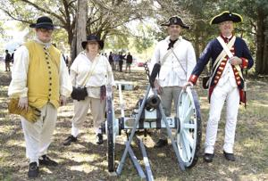 """A nationally syndicated docu-series, """"Beyond Your Backyard,"""" will feature the Battle of Eutaw Springs during its fourth season, SCETV Director of Communications Jeremy Cauthen said. ..."""