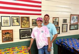 """SANTEE -- A """"slice of old Southern Americana"""" continues to share its historic charm with diners and visitors. ..."""