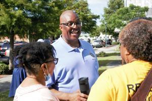 City of Orangeburg Mayor Michael Butler officially announced his re-election bid. ...