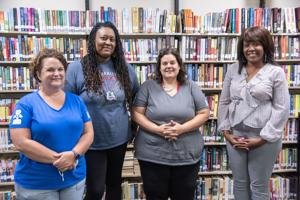 Whether they were navigating the ins and outs of virtual learning, or assisting with vaccination clinic registration and handing out food amid the pandemic, teachers and librarians stepped up to the...