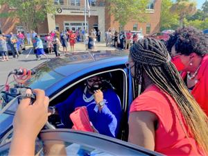 A festive atmosphere filled Orangeburg County School District headquarters Friday morning as the district named its teacher and support staff of the year for 2021-2022. ...
