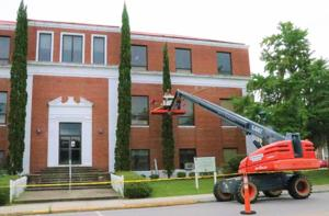 South Carolina State University is continuing its work to repair and stabilize Wilkinson Hall. ...