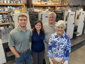 Two Orangeburg County printing businesses with a combined 150 years of history have become one. ...