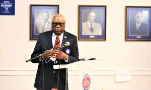 Dr. Clyburn's legacy: SCSU inducts new scholars
