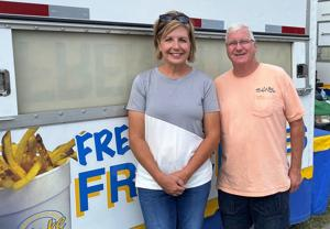 Bill Prowant and his wife, Anissa, have been in the fair circuit for a long time. ...