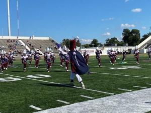 South Carolina State University's Marching 101 stepped with a new attitude when it performed during its first home football game against Bethune-Cookman. At the halftime show, band members showed off their...