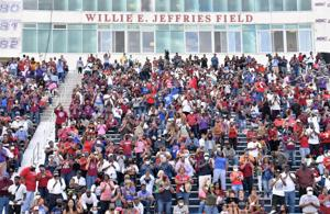 """SC STATE FOOTBALL: """"Amazing to be back' for homecoming"""