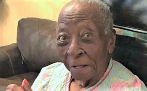 Thankful and faithful at 101: Orangeburg native says she feels 'kind of very well'